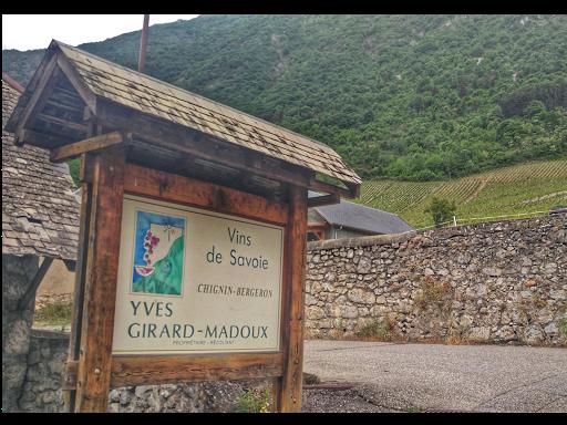 Vins de Savoie - Domain Yves Girard-Madoux - Vignoble de la Pierre - Chignin