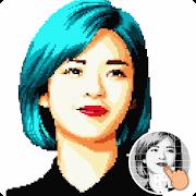 KPOP Sandbox - Pixel Art Color By Number