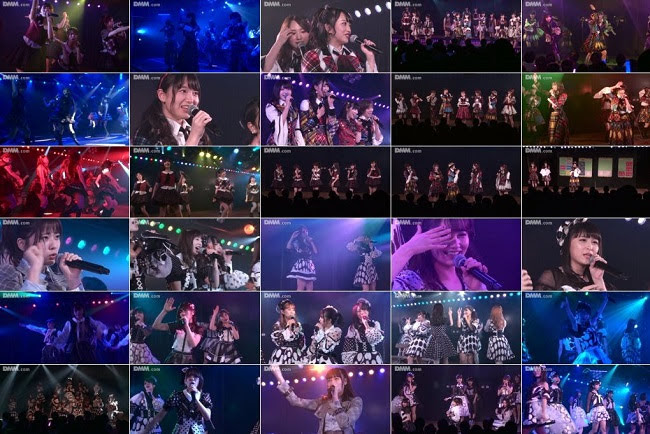 181208 (1080p) AKB48劇場13周年特別記念公演 DMM HD 1300 & 1730
