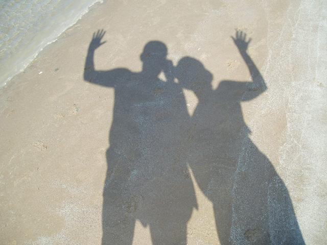 """saluti in """"ombra"""" di burghy74"""