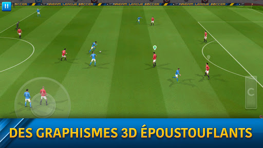 Dream League Soccer astuce APK MOD capture d'écran 1