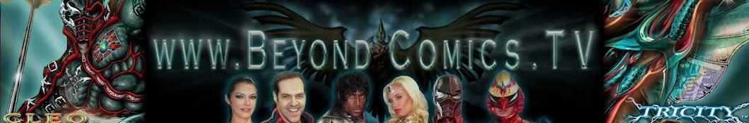 Graig Weich BeyondComics. TV Banner