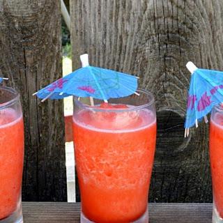 Strawberry Lemonade Slurpee #FoodnFlix
