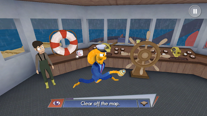 Octodad: Dadliest Catch - screenshot