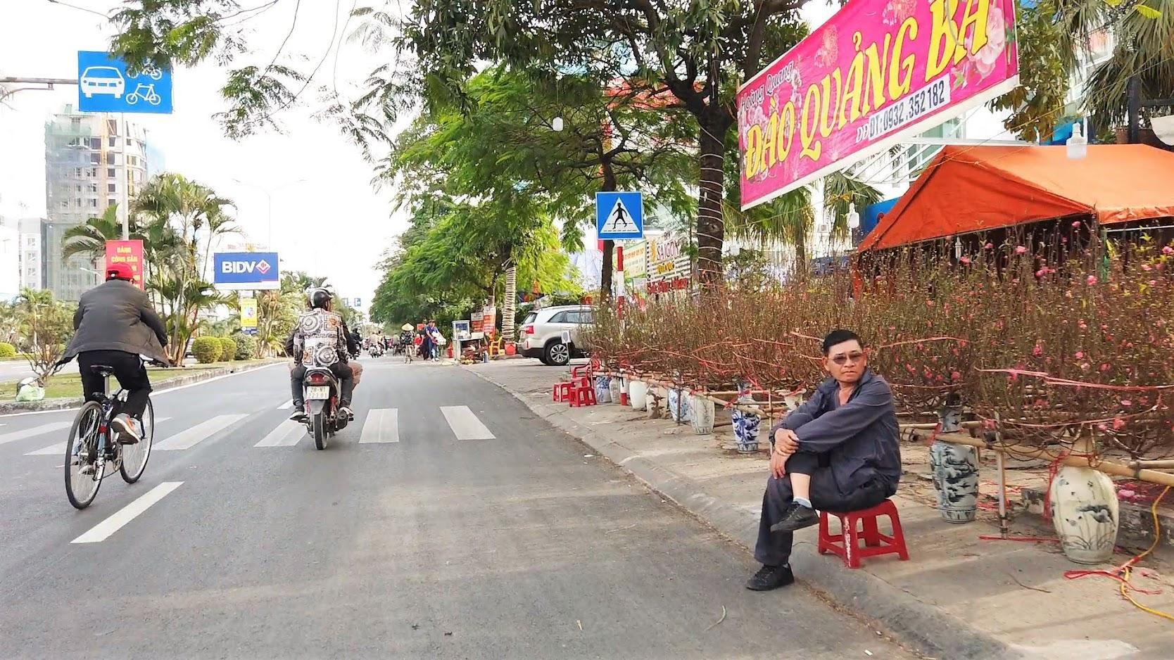 Chợ hoa Tết 2020 đường Lê Hồng Phong ở Hải Phòng 5