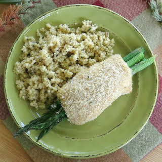 Chicken Asparagus Roll-ups.