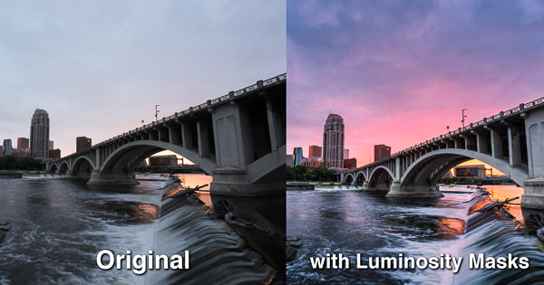 Luminosity Masks in Photoshop Tutorial