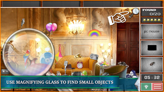 Hidden Objects Mansion Apk 2