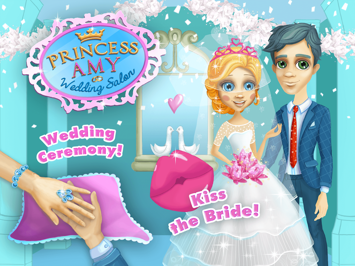 Princess Amy Wedding Salon- screenshot