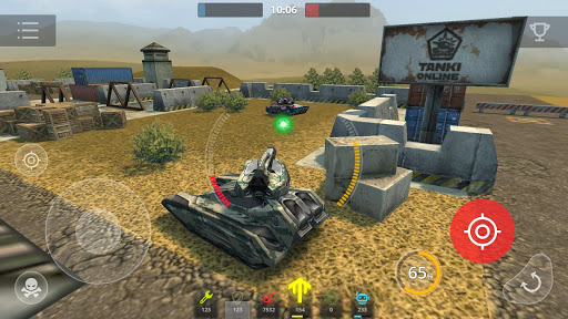 Tanki Online - PvP tank shooter apkpoly screenshots 8