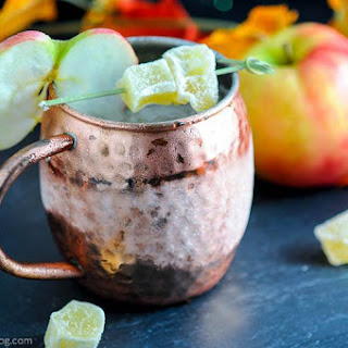 Maple Apple Cider Kentucky Mule