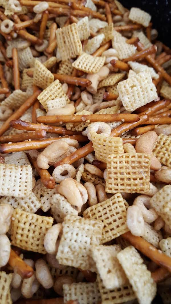 Party Chex  Mix From The 60's Old Recipe