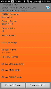 Monitor Configure Sensor- screenshot thumbnail