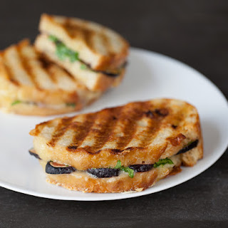 Fig & Brie Grilled Cheese