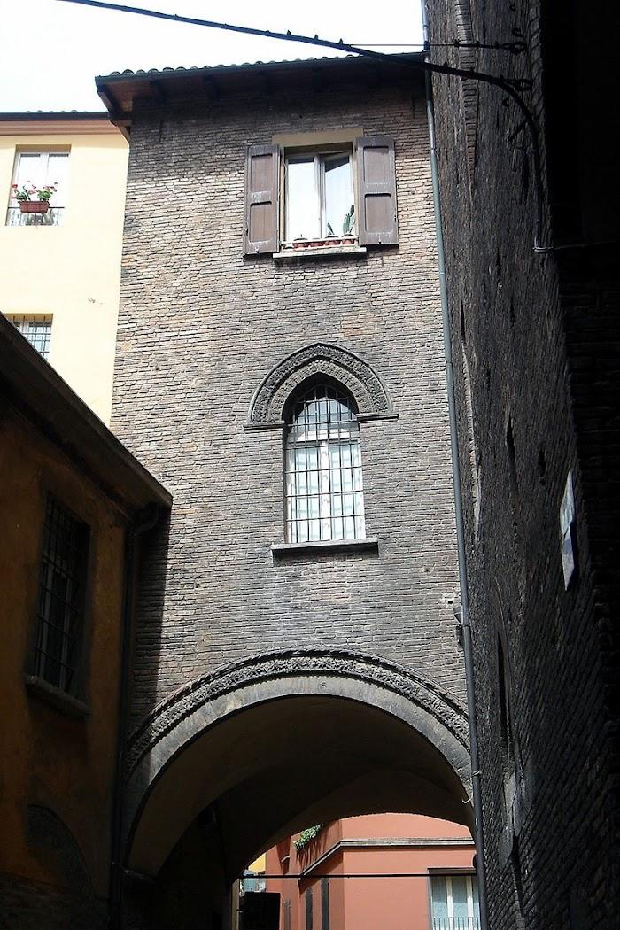 Casa torre, дом-башня
