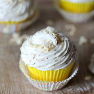 Toasted Marshmallow Buttercream Frosting.