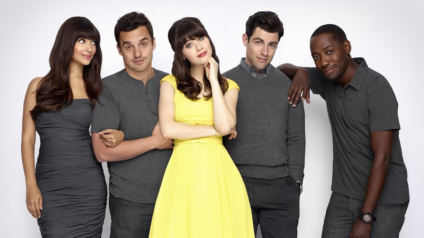 Watch New Girl live