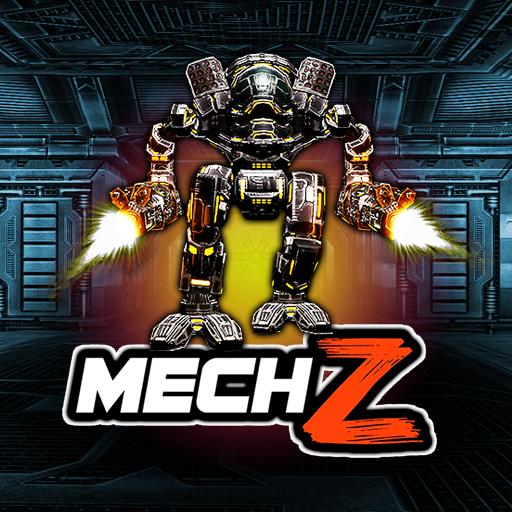 MechZ VR  Multiplayer robot mech war shooter game