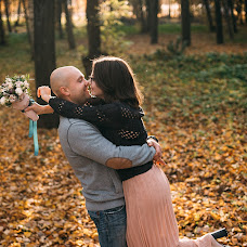 Wedding photographer Anton Ivanov (ivanovantonph). Photo of 07.11.2018