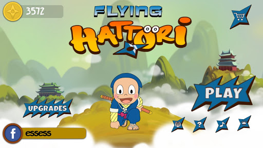 Flying Hattori  gameplay | by HackJr.Pw 1