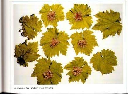 Dolmathakia Yialantzi Stuffed Grape Leaves Recipe