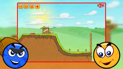 Code Triche Roller Ball 3: Red Bounce Ball Love Adventure APK MOD screenshots 5