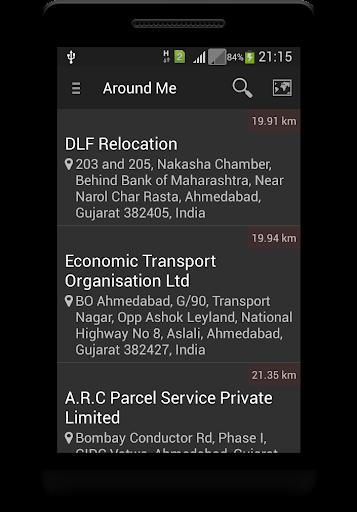 Locate Moving Company