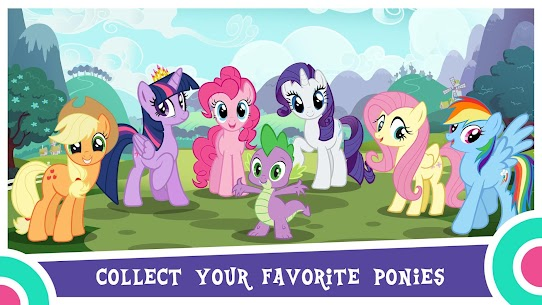 MY LITTLE PONY: Magic Princess Mod Apk Download For Android 1