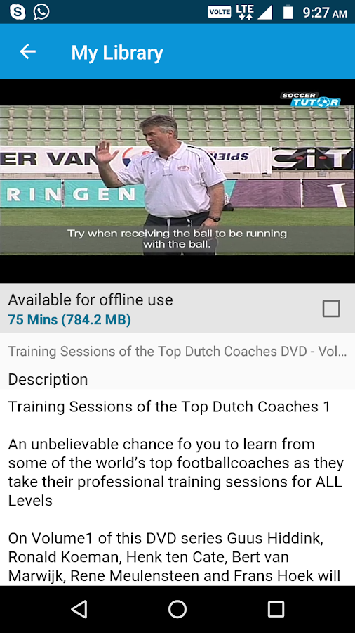 Coach Viewer- screenshot