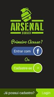 Arsenal Burger - náhled