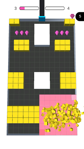 Color Blocks Fill u2013 3D Sayisfying Games u2013 puzzle 1.9.2 screenshots 3