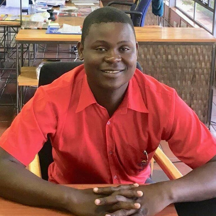 Image result for Images of George Makoni, 38, advocacy officer for the NGO Centre for Community Development Zimbabwe;