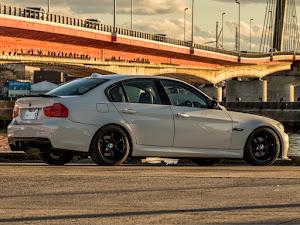 3シリーズ セダン  E90 325i Mスポーツのカスタム事例画像 BMWヒロD28さんの2021年01月16日19:48の投稿
