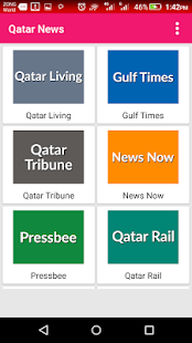 Qatar News - Doha News - náhled