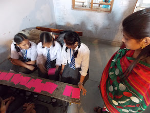 Photo: Learn Handwashing Hygiene Practices Through Games,Water Sanitation Hygiene & Girl Education Project, Ghaziabad, Uttar Pradesh,India.For More Information Log on to https://www.heeals.org/