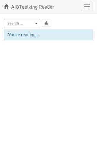 Testking Reader