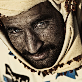 The Merchant by Vic Pacursa - People Portraits of Men