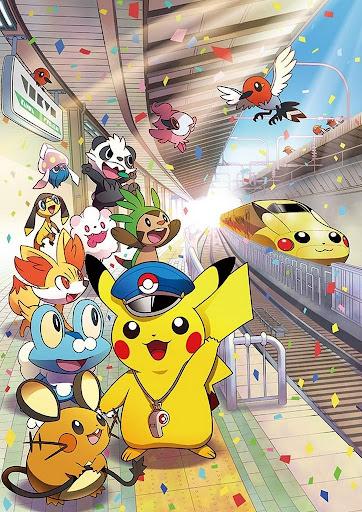 Best Pokemon Wallpaper HD screenshot