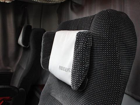 四国高速バス「さぬきエクスプレス福岡号」 3081 大型可動式枕