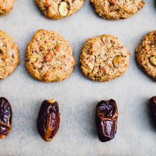 Pistachio Happy Trails Cookies