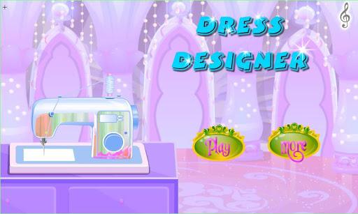 Princess Dress Design Fashion