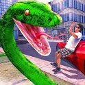 Wild Anaconda Snake Simulator icon