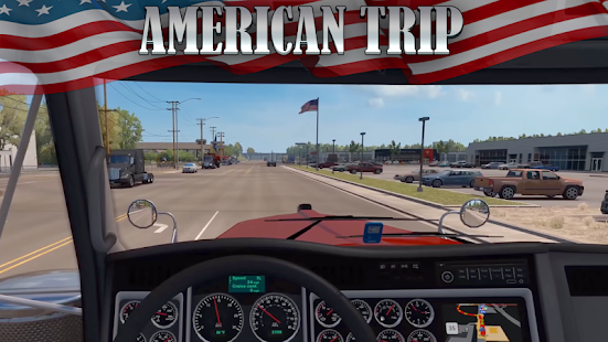 USA Truck Simulator PRO Screenshot