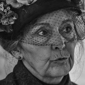 by David Barash - People Portraits of Women