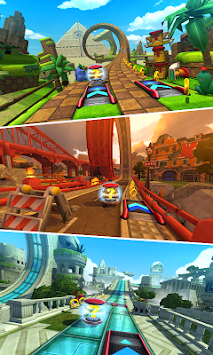 Sonic Erők: Speed ​​Battle APK screenshot thumbnail 4