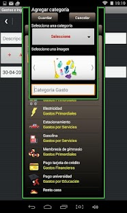 Control Gastos e Ingresos- screenshot thumbnail