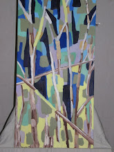 Photo: Which Way Oil 40cmx80cm $175