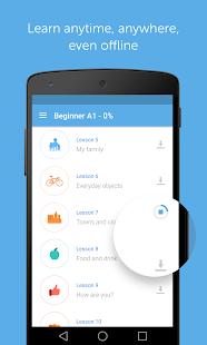 busuu: Fast Language Learning Screenshot 5