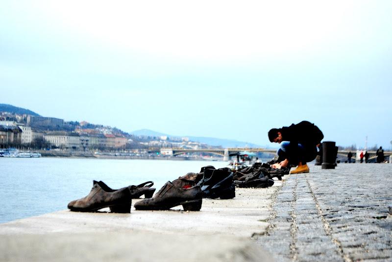 Le scarpe del Danubio di MDM