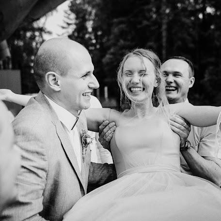 Wedding photographer Dariya Shulakova (Dashka6266). Photo of 11.02.2018